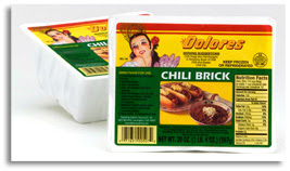 Dolores Canning Chili Brick