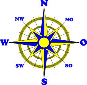 南北 英語 東西 道案内に使える「方角」に関する英語を学ぼう!