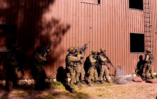 Local defense tested — Finland readies for the Zapad2017?