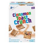 Cinnamon Toast Crunch Cereal - 2 bags, 49.5 oz