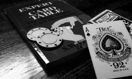 5 Must Read Books For Card Mechanic - EYE MARKED CARDS