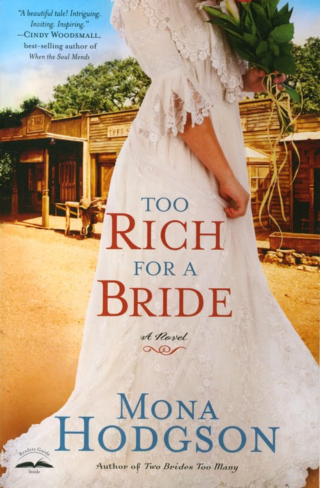 Too Rich for a Bride, Sinclair Sisters of Cripple Creek Series #2