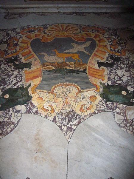 File:S Angelo in Pescheria stemma università dei pescivendoli 1160687.JPG
