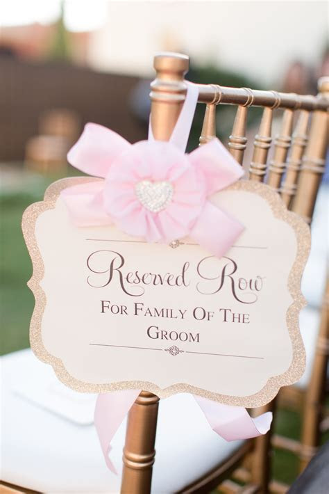 Romantic Pink Rose Wedding   Wedding Ceremony Ideas