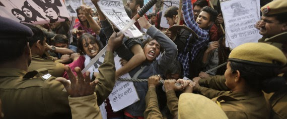 #HyderabadUniversity — Amnesty condemns police crackdown #JusticeforRohith