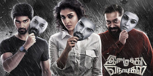 Music Review (Tamil): Imaikka Nodigal
