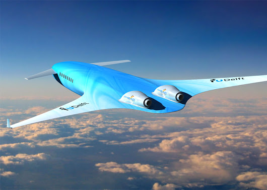 Is The Blended Wing Body The Future Of Aircraft Design?