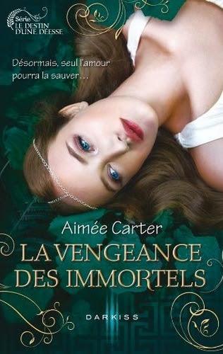 Couverture Le destin d'une déesse, tome 3 : La Vengeance des Immortels