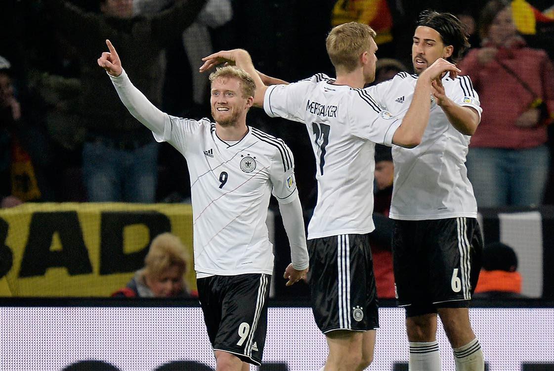Alemania es un invitado distinguido a la Copa del Mundo. (AP)