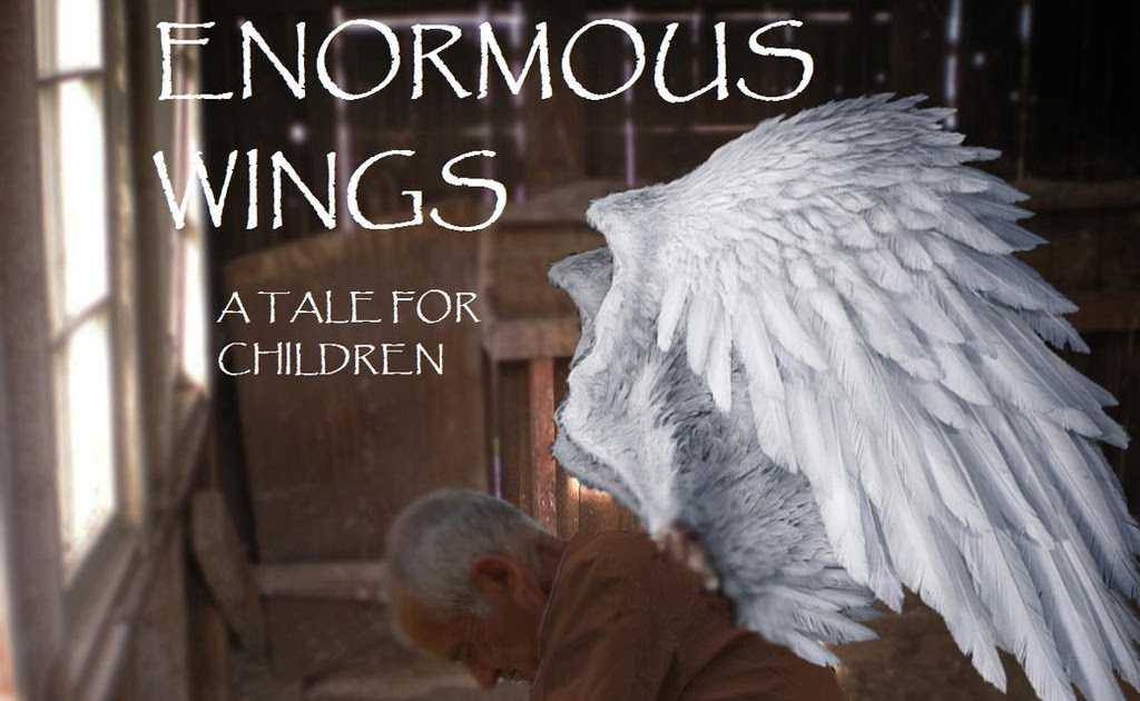 a very old man with enormous wings movie