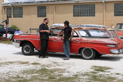 HIGHWAY TO SELL: Restoring a 1962 Chrysler Newport Wagon (Exclusive Preview Video)