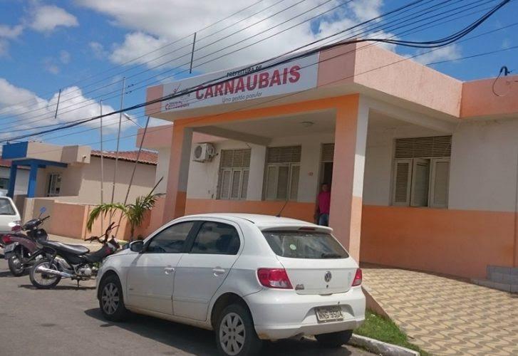 Resultado de imagem para foto do predio da prefeitura de carnaubais