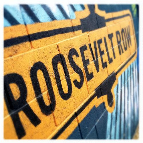 Roosevelt Row Arts District Street Art Phoenix Arizona IMG_8636