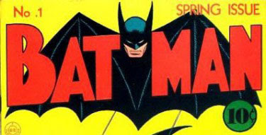 Batman #1 logo