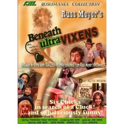 The Happy Pornographer: Director Russ Meyer Revealed!