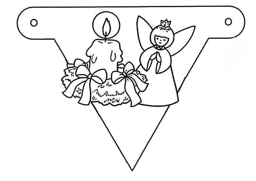 ausmalbilder weihnachten nach zahlen