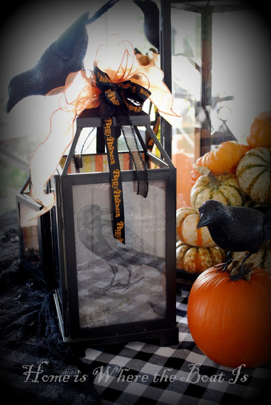 Scare Up Some Spooky Lanterns for Halloween!