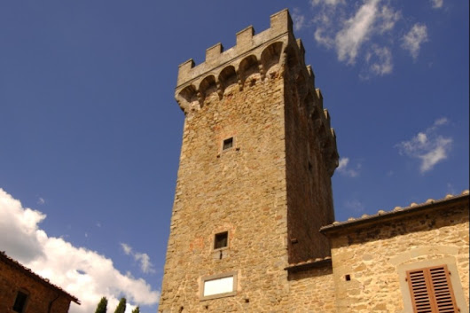 Click here to support Save a medieval tower in Tuscany by Neri Guicciardini