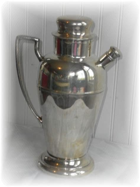 Antique Sheffield Silver Plated Coffee Tea Carafe Pot