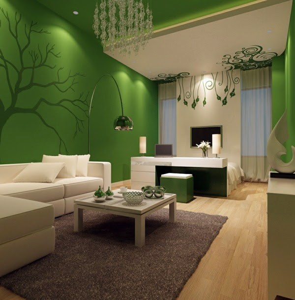 Color ideas for walls - Attractive wall colors in each ...