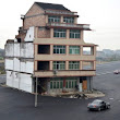 In China, A House in the Middle of the Road