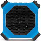 Ecoxgear EcoEdge gdiexedge302 Rugged Waterproof Floating Portable Bluetooth Wireless 20 Watt Smart Speaker with Builtin Bottle Opener Electric Blue 1135511