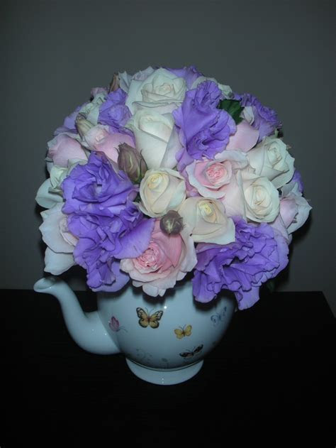 17 Best images about wedding flowers on Pinterest   Purple