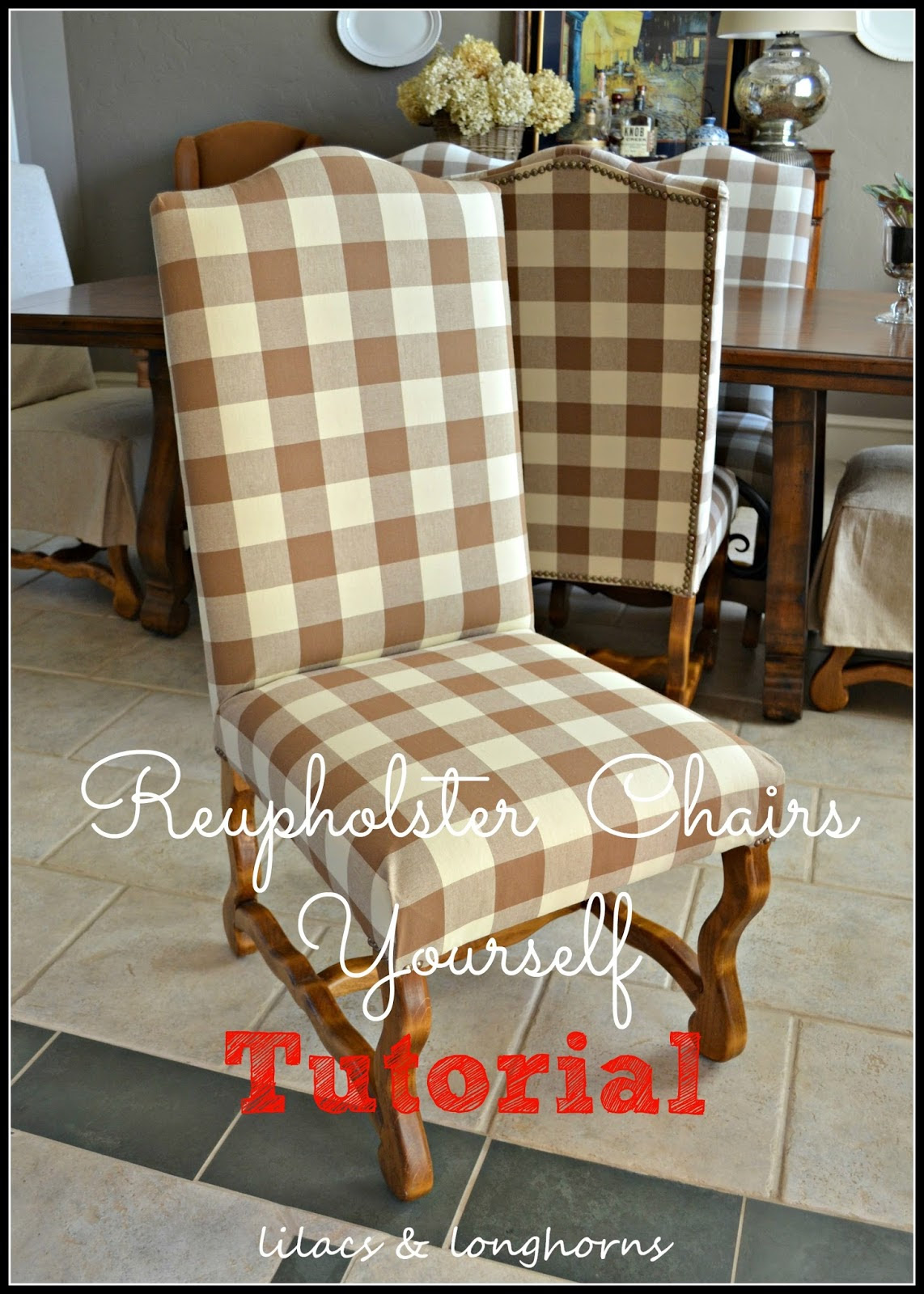 Dining Room Chair Reupholstering, How To Reupholster A Dining Room Chair Back