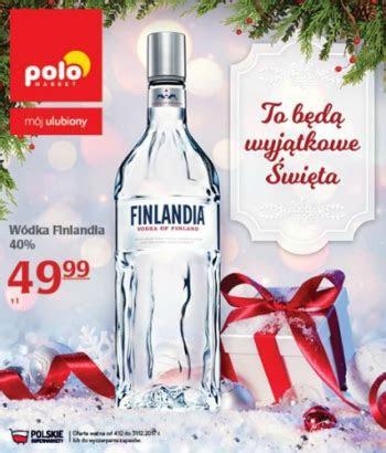 promocje wodka finlandia gazetkapromocyjna