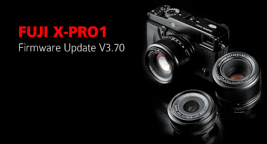 Firmware Update Ver.3.70 for Fuji X-Pro1 | Fujifilm Global