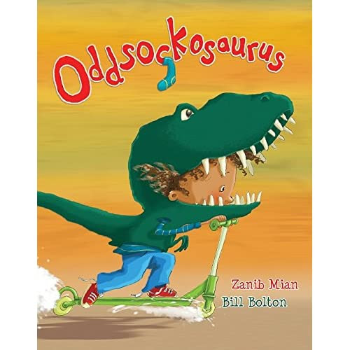 Book review of Oddsockosaurus