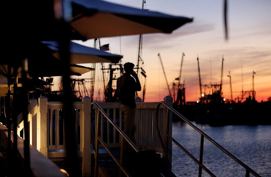 From cocktails to kayaking, all the ways to enjoy Mount Pleasant's Shem Creek