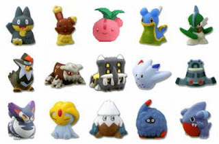 Bandai Pokemon Kids DP5