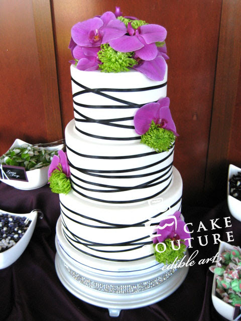 Cake Couture Edible Art Wedding Gallery I
