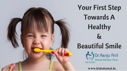 Kids Dental Clinic In Thrissur | Paediatric Dentist In Kerala