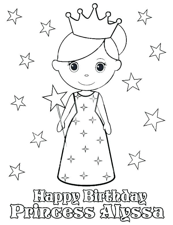 Happy Birthday Nana Coloring Pages at GetDrawings | Free ...