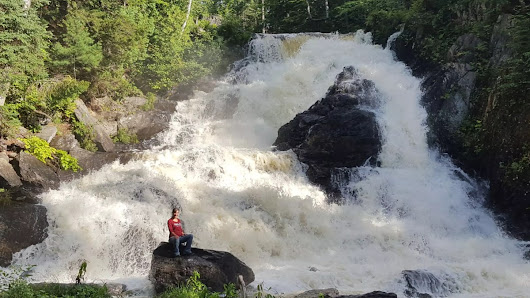Maine Waterfalls: Shin Brook Falls » UNTAMED Mainer