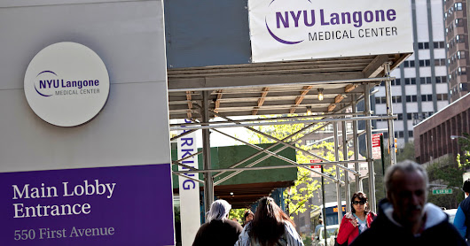 Surprise Gift: Free Tuition for All N.Y.U. Medical Students