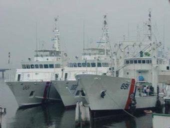 Корабли береговой охраны Филиппин. Фото с сайта philippinenavy.tripod.com