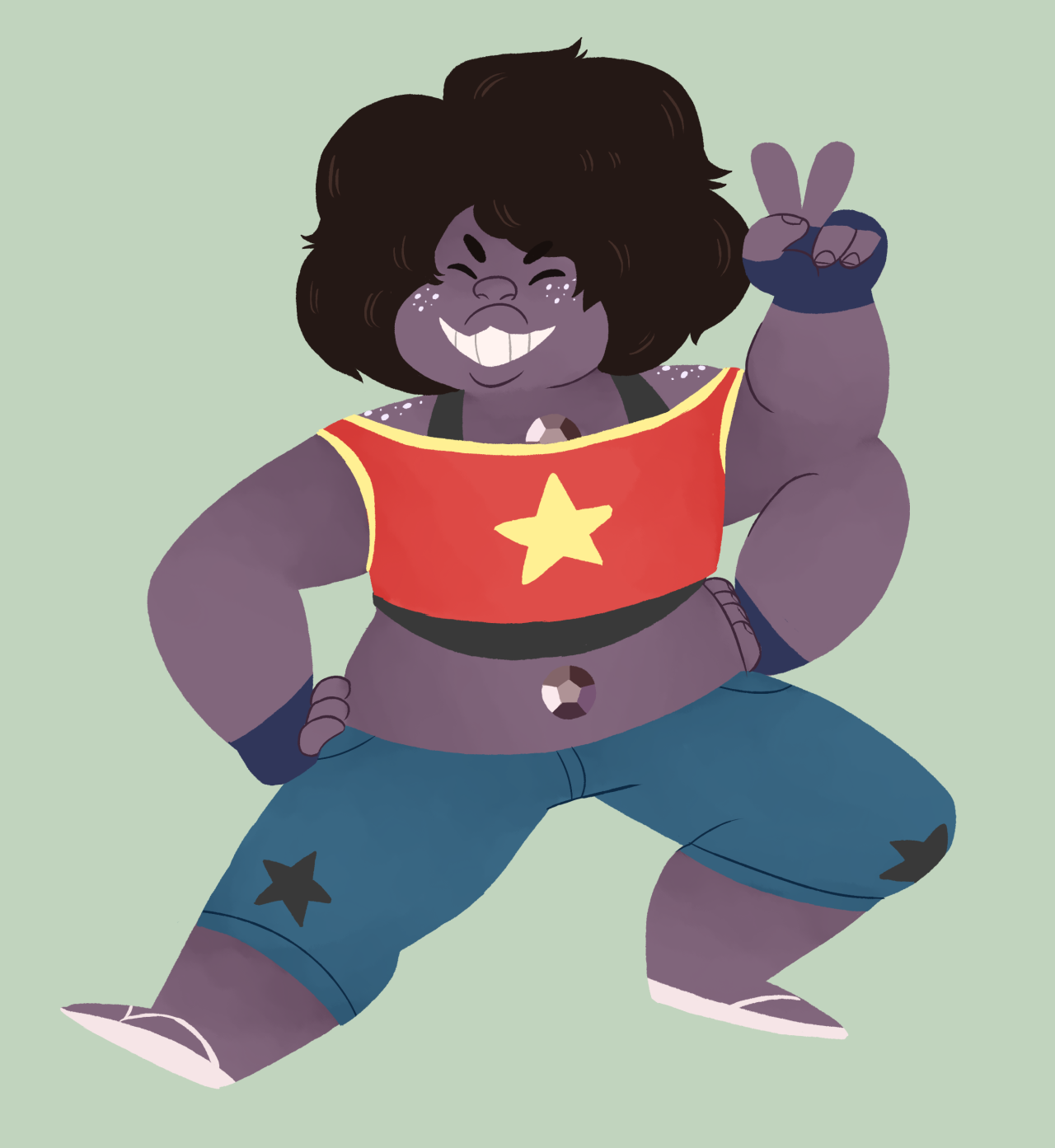 alt outfit for smoky quartz!