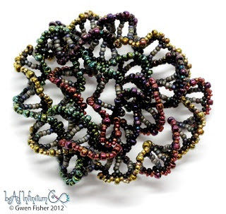 gwenbeads: DNA Tetrahedron for the Nanotech Nerd in You
