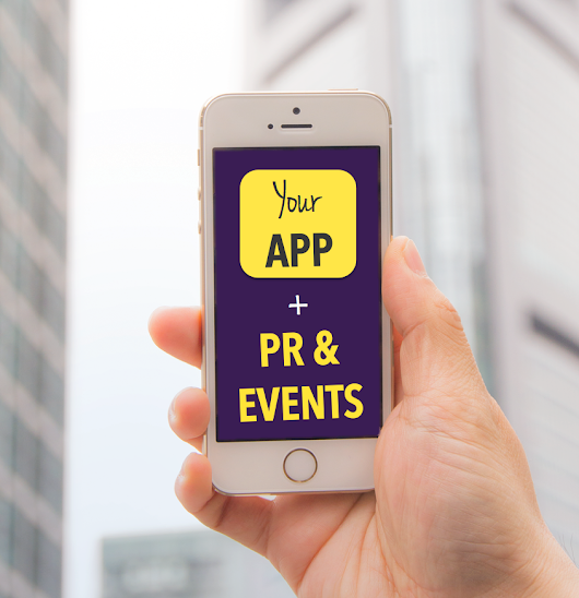 How Do I Integrate My App With My Public Relations And Events Strategy?
