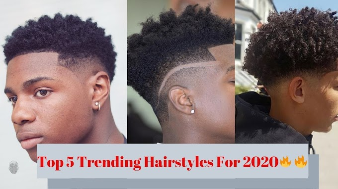 Black Male Hairstyle 2020 | The Top Black Mens Hair Types, Ranked
