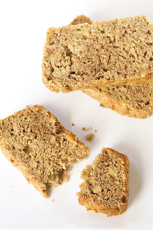 Almond Meal Apple Cake