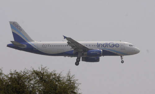 GST adds to engine woes, almost half of IndiGo A-320 Neo fleet grounded | India News - Times of India