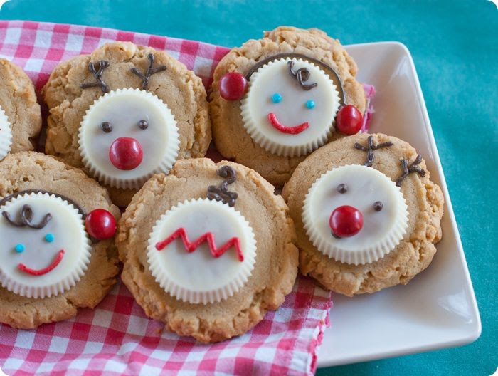 white chocolate peanut butter cup cookies assort photo whitechocolatepbchristmascookies1of1.jpg