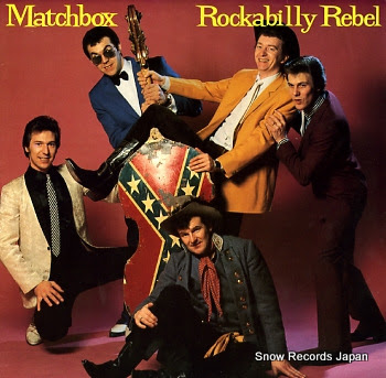 MATCHBOX rockabilly rebel