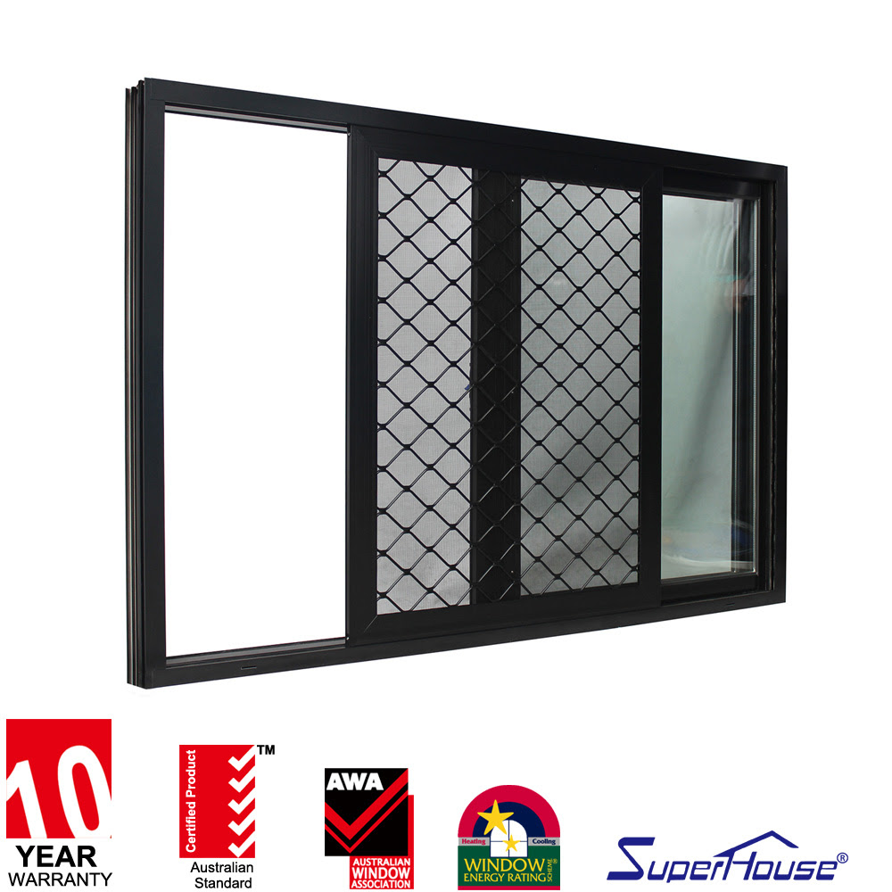 2018 New Window Grill Design Australia Aluminium Security Home