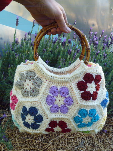 Granny Hexagon Bag...