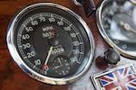 1954 Aston Martin DB2/4 2.6-Litre Sports Saloon  Chassis no. LML/649 Engine no. VB6E/50/1377